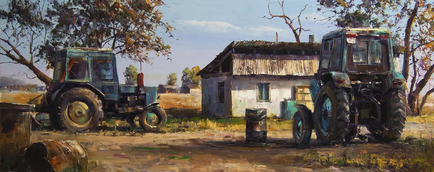 Tractors by VityaR83