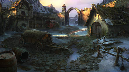 stables by VityaR83