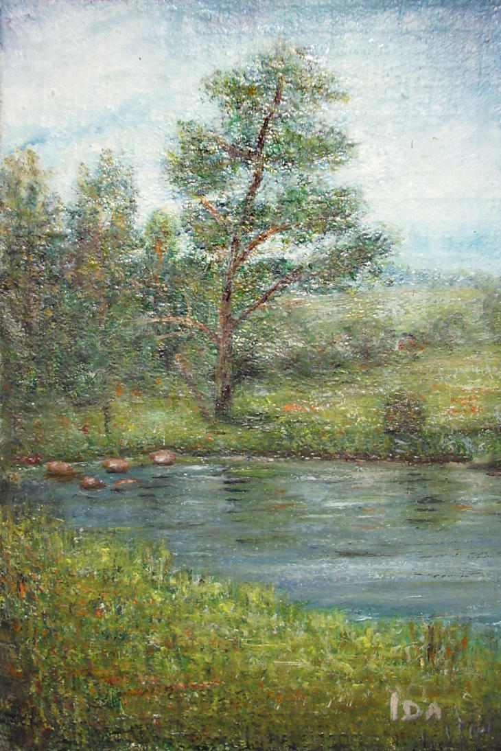 Jezero by Kolorita