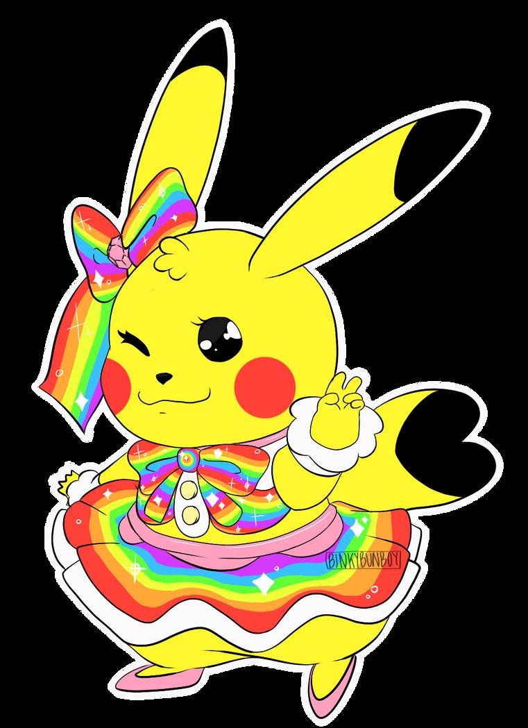 pikachu gay