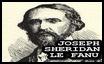 Joseph Sheridan Le Fanu Stamp by CassieCros13