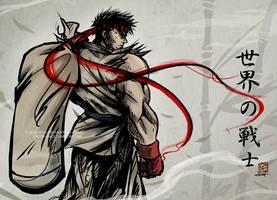 WORLD WARRIOR : a Street Fighter Tribute