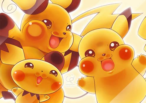 Pikachu! I See You!!!