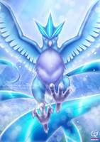 MYSTIC FORCE - ARTICUNO'S GRACE by CHOBI-PHO