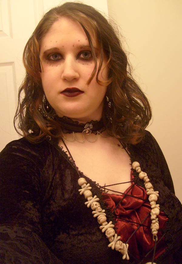 Voodoo Priestess by Rubyfire14-Stock