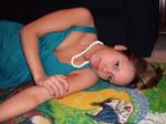 Christina Laying-3