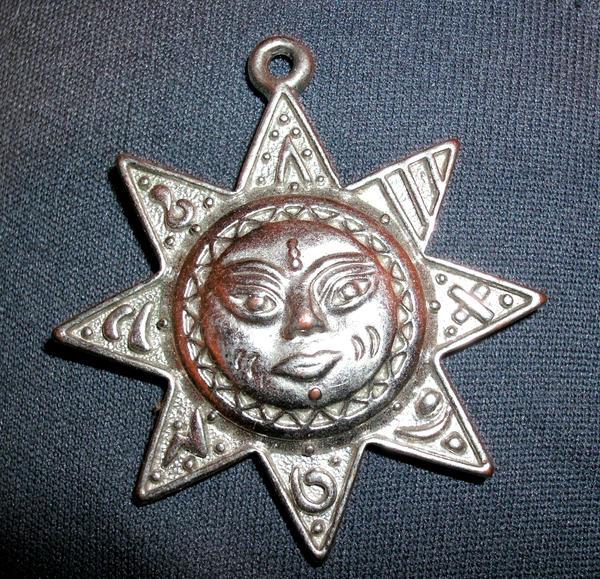 Tribal Sun by Rubyfire14-Stock