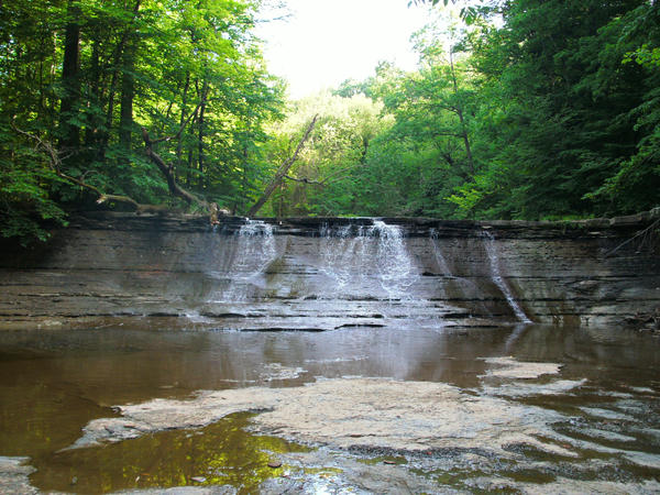 Waterfall-9 by Rubyfire14-Stock