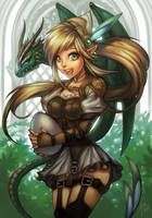 Dragon Hatcher by Blushy-Pixy