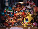Five Nights with Chibis