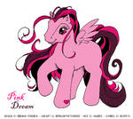 Pink Dream by meuponei