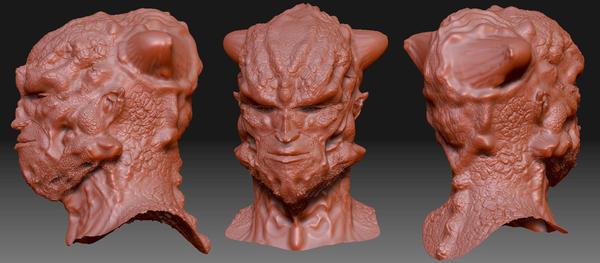 ZBRUSH 3DCOAT SCULPTING ARTS on CGPEERS - DeviantArt
