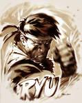 Ryu Sketch