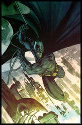 Batman_Con_2009 by ryanbnjmn