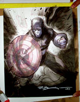 Captain America C2E2 2010 by ryanbnjmn