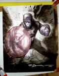 Captain America C2E2 2010