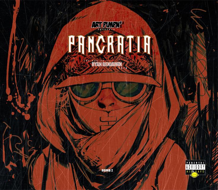 Pancratia 2010 sketch book by ryanbnjmn
