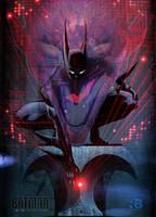 Batman Beyond For Fun by ryanbnjmn