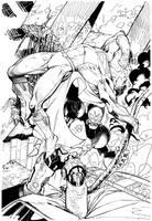 Smallville Cover by ryanbnjmn