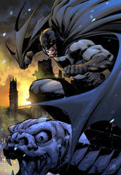 Why Batman So Angry? by ryanbnjmn