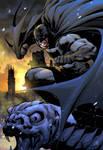 Why Batman So Angry?