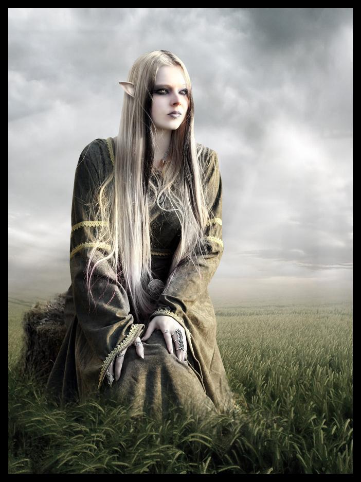 Elfling by Katanaz