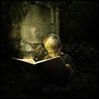 Young Magic by Katanaz