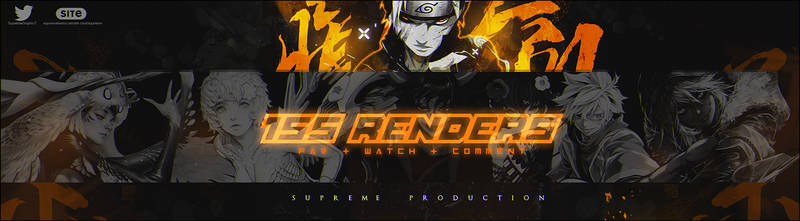 Supreme Pack renders [155 renders]