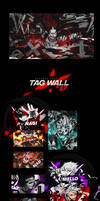 TAGWALL# 17 FREE by SupremeGraphTeam