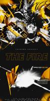 TAGWALL #18 : The Fire - Nagi x Amne