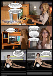 Programmed Page 01 by The-Litch-Deviance