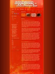 Sharkwork - another webdesign by kabir-dc