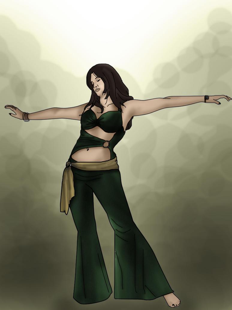 Fla Dancer III by lcamaral