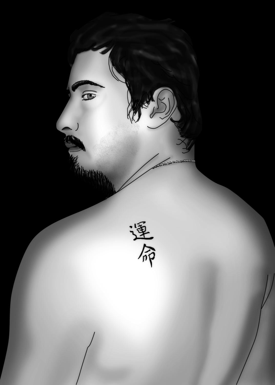 Fate or Self Portrait III by lcamaral