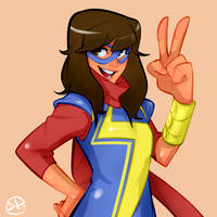 Ms. Marvel Revision