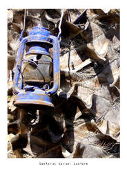 SantoriniSeries:Lantern by picsmania