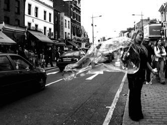 bubblegirl of camden by picsmania