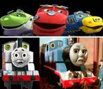 Thomas Shows Timothy Chuggington