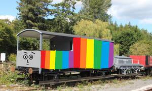 Operationblue The Rainbow Brakevan