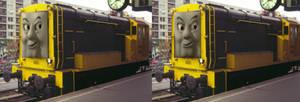 Arry And Bert As Ns Class 600's