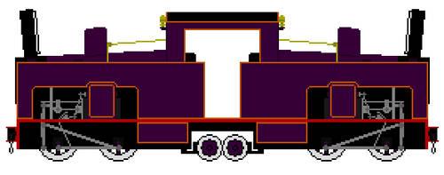 Culdee Fell Mountain Railway Double Fairlie by Thenewmikefan21