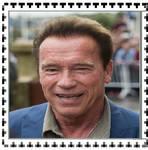 Arnold Schwarzenegger stamp by Thenewmikefan21