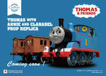 CoolProps thomas, annie and clarabel