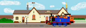 If Shining Time Station appears in BWBA
