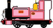 Pat (Skarloey Railway Engine No. 17) (SMM style)