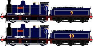 Donald and Douglas the CR 812 (My AU Canon)