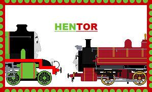 Hentor-Stamp