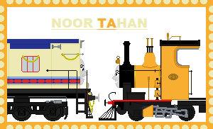 Noor Tahan-Stamp