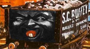 RWS Scruffey with a grey face