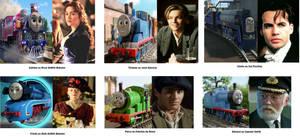 Thomas/Titanic Parody Cast 1